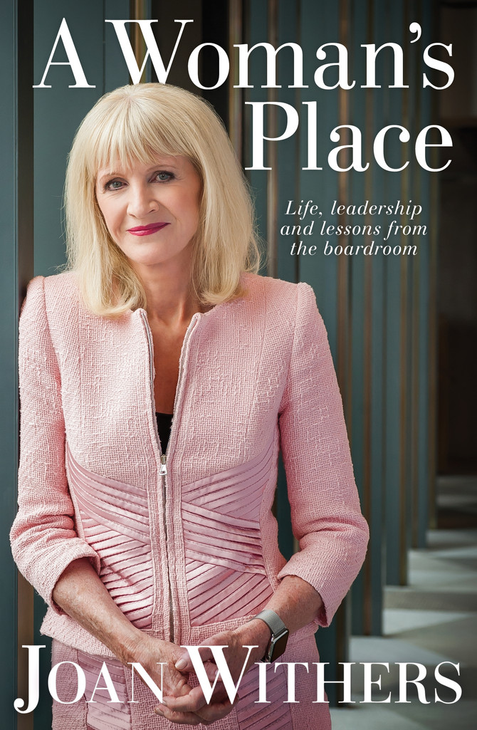 My 1st book in 2018 – A Woman's Place by Joan Withers