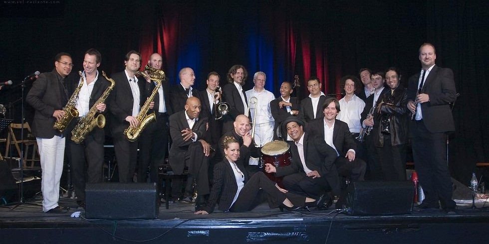 Sol Naciente Salsa Orchestra