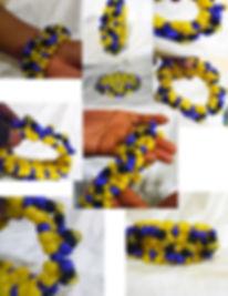UFO Kandi Cuff Bracelet