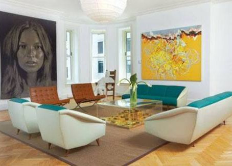 13 REASONS WHY ORIGINAL ART IN THE HOME IS AS IMPORTANT AS A BED