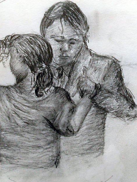 The Dance Drawing