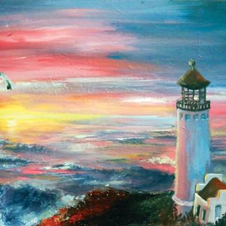 """Journey in Greece"" | 18X24 in. | Oil on Canvas"