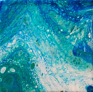 """""""Turquoise Sea"""" 