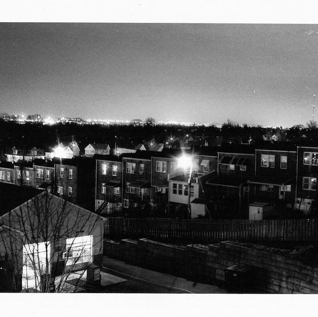 Baltimore City at Night