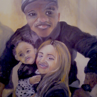 Commission | 16X20 in. | Oil on Canvas