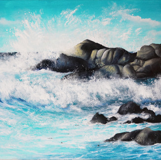 """""""Dancing Waves"""" 