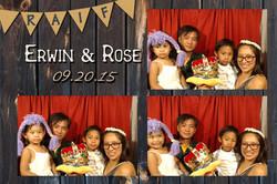 Erwin & Rose Wedding