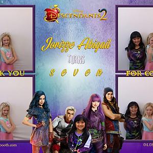 Jorizze Is Seven