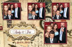 Andy & Iris Wedding