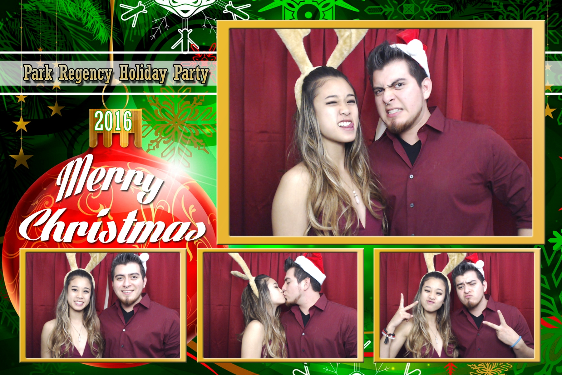 Park Regency Holiday Party