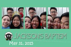 Jackson's Baptism