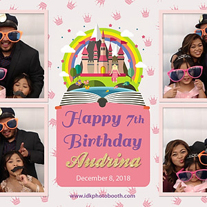 Audrina's 7th Birthday Party