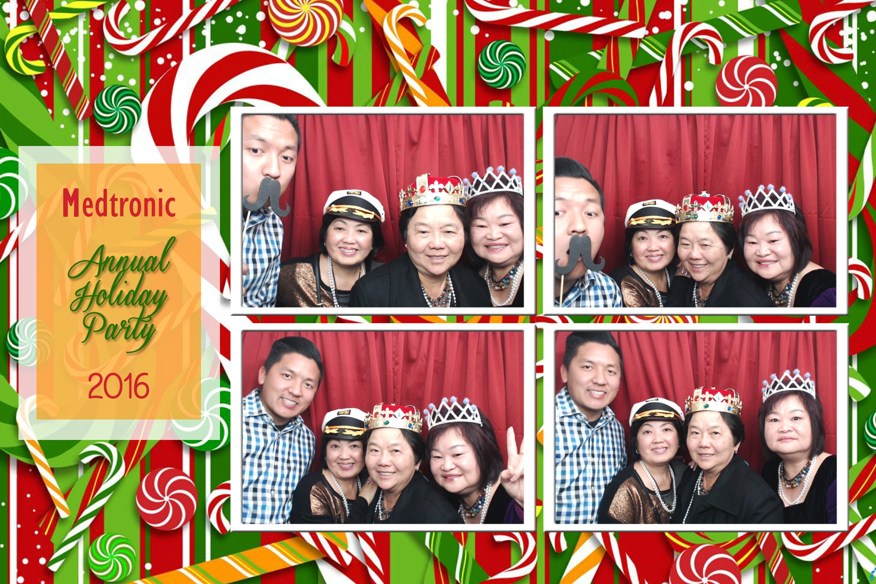Medtronic Christmas Party 2016