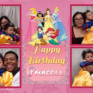 Joy's First Birthday