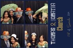 Thomas & Somatra Wedding