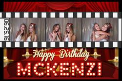 McKenzi's 13th Birthday