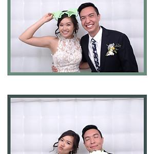 Daniel and Charissa Nuptials