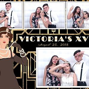 Victoria's XV
