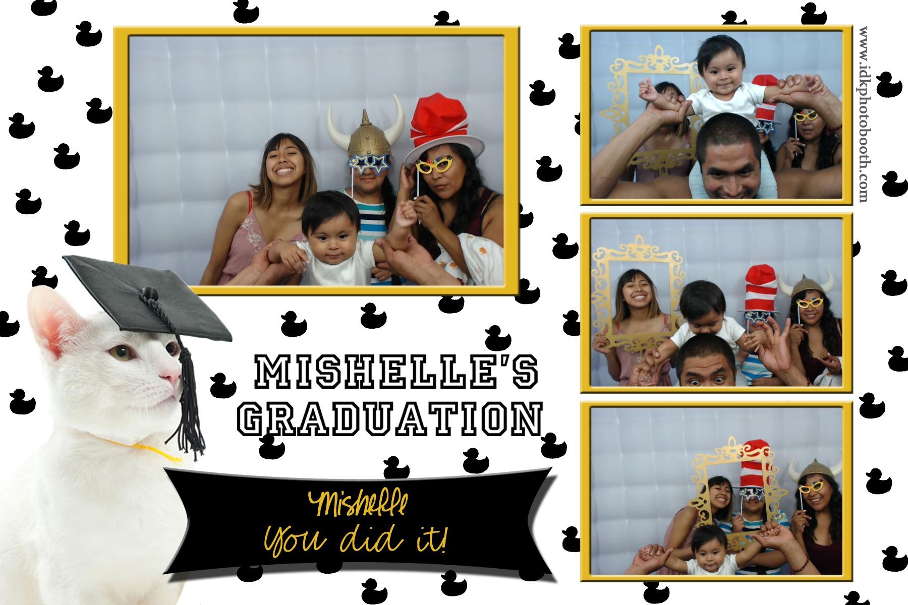 Mishelle's Graduation