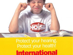26th Annual Int'l Noise Awareness Day April 28, 2021