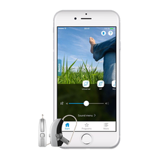 Beyond: The Made-for-iPhone hearing aid by Widex
