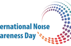 CHC Celebrates 26th Annual International Noise Awareness Day (INAD)