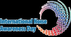 International Noise awareness Day Logo 2021
