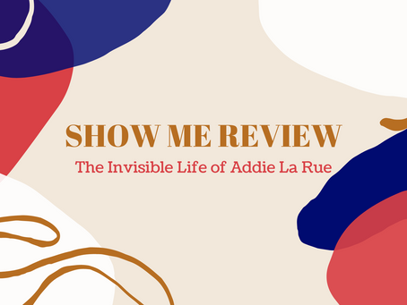 Book Review: The Invisible Life of Addie La Rue