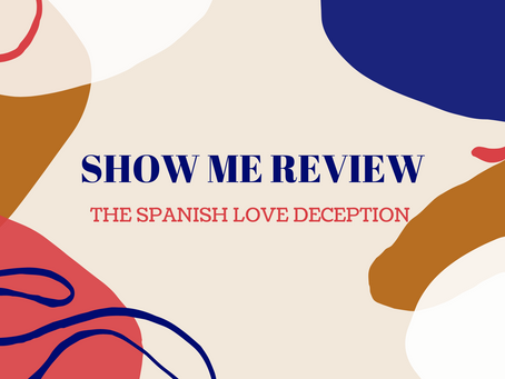 Review: The Spanish Love Deception