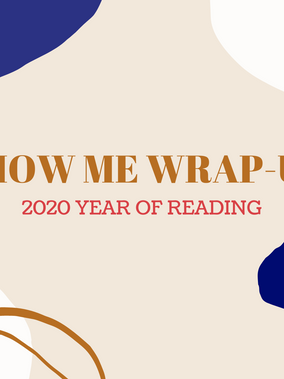 2020 Book Wrap Up: My 5 loves of the year