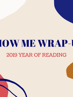 2019 Wrap Up:  10 Books I loved this Year