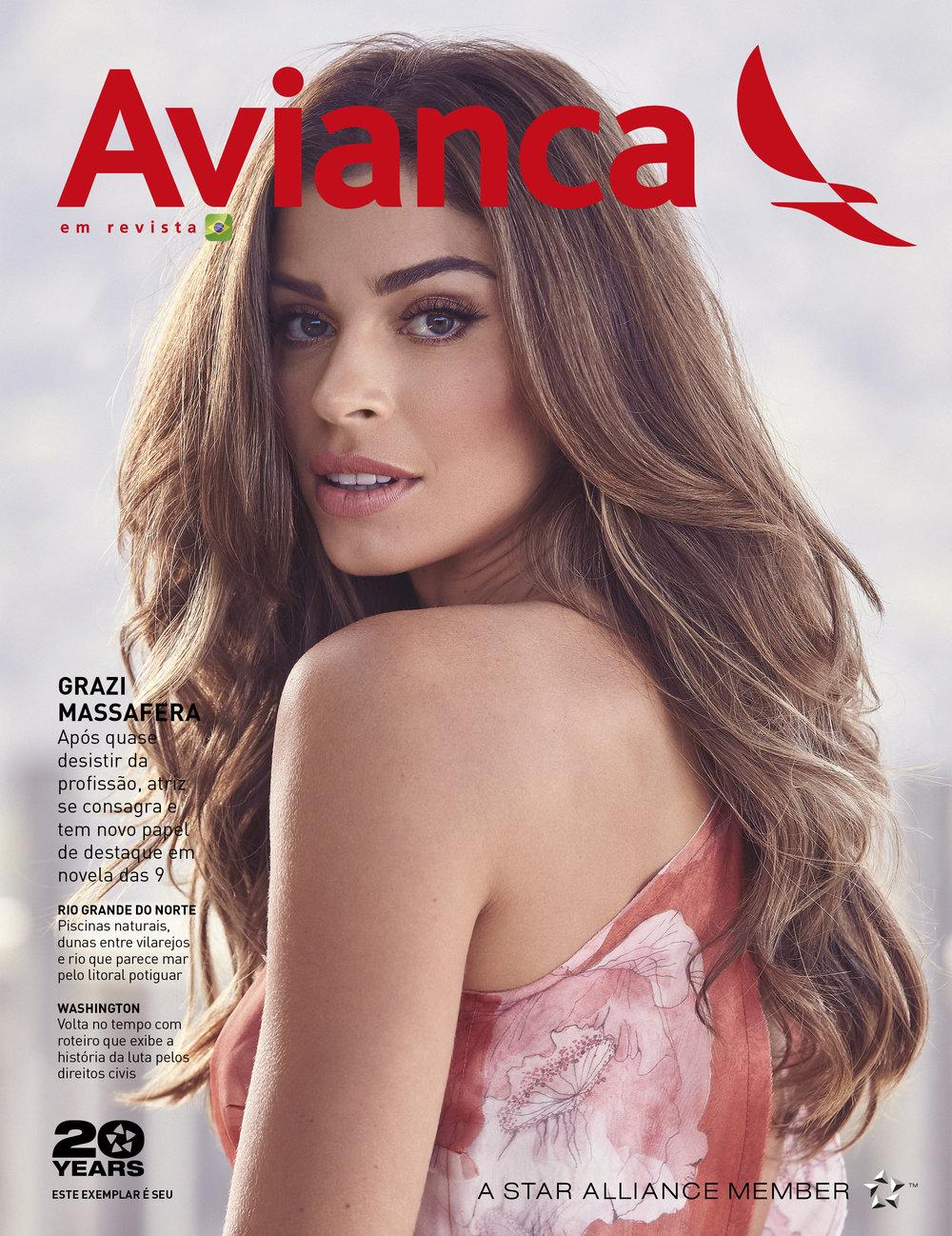 Avianca ✚ Brazil