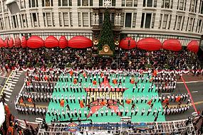 Keller HS - Macy's Parade Photo & Video