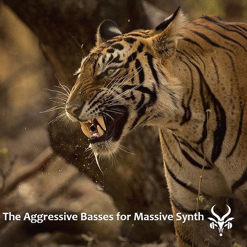 The Aggressive Basses - Massive