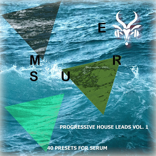 Progressive House Leads - Serum Vol. 1