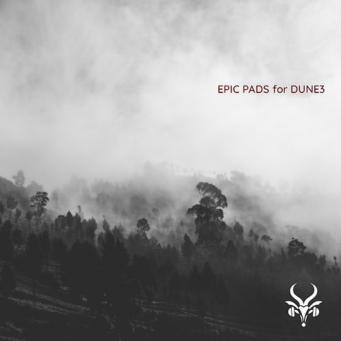 Epic Pads for DUNE3