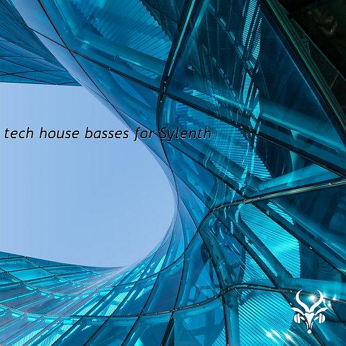 Tech House Basses - Sylenth