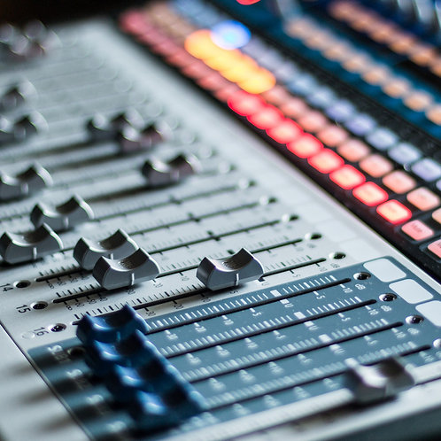 Audio Mixing & Mastering per Song