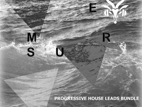 Progressive House Leads Bundle for Serum
