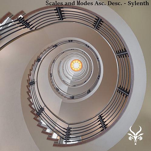 Scales And Modes Asc. Desc. - Sylenth