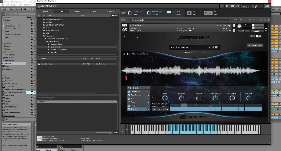recording studio, audio plugins, xosphere