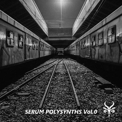 Serum Polysynths Vol.0 - The Free Ones
