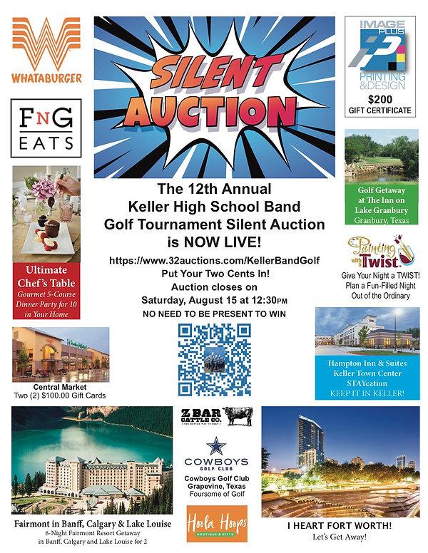 Keller Band Golf Silent Auction Flyer.jp