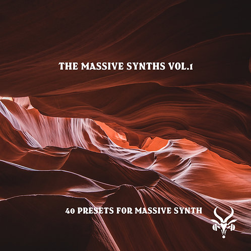 The Massive Synths Vol.1