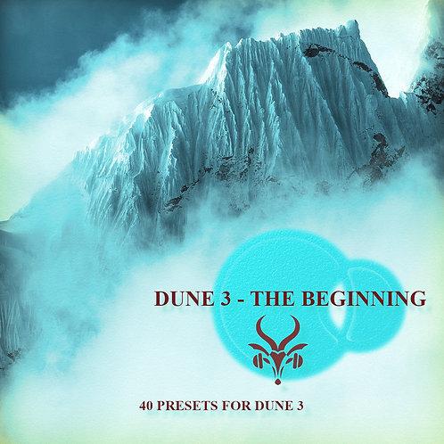 The Beginning - DUNE 3
