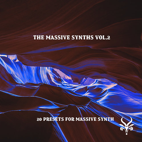 The Massive Synths Vol.2