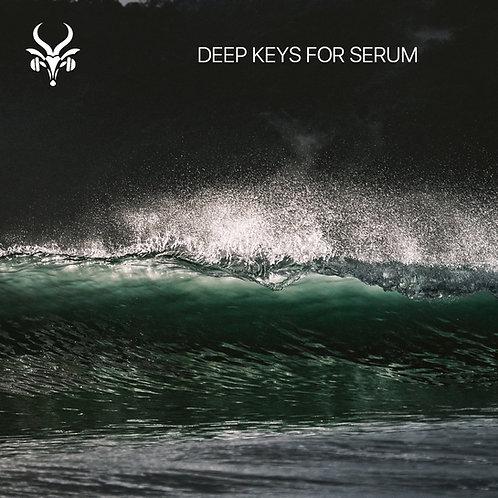 Deep Keys For Serum