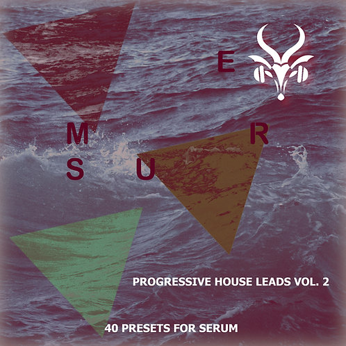 Progressive House Leads - Serum Vol.2