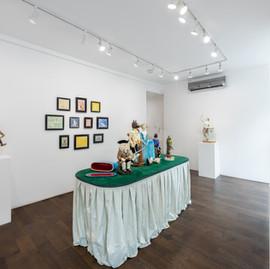 Britainton, solo show,  James Freeman Gallery, London 10 June - 3 July 2021 Photo - Dan Weill