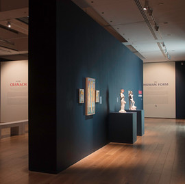 Cranach : Artist and Innovator.   14 March 2020 - 4 January 2021.  Compton Verney, installation view. © Compton Verney, photography Jamie Woodley
